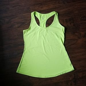 Gianni Bini Racerback Workout Top
